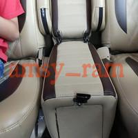 Jok Tengah/kursi tambahan/arm rest / jok + box perkakas Mobil