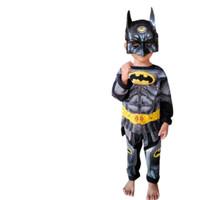 kostum anak cowok batman hg/baju karakter superhero