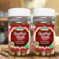 Qusthul Hindi Immune Booster Aqila herba Care