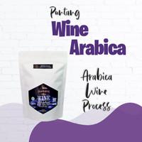 wine coffee arabica gunung puntang jawa barat bubuk/biji isi 250gr