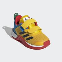 Sepatu Anak adidas Kids Toddler x LEGO® Sport EQT Yellow/Black/Red