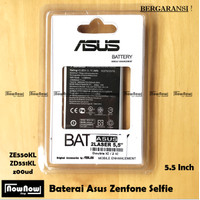 Baterai Asus Zenfone 2 Laser 5.5 Inch Z00UD Z00LD Z00LDD Selfie Batre