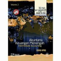 Buku original : Akuntansi Keuangan Menengah 2 Edisi.IFRS/ Kieso