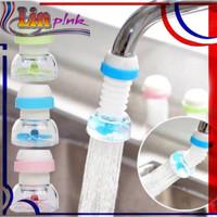 LP Sambungan Kran FLEXIBLE Filter Air Anti Splash Shower