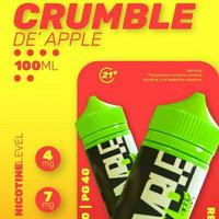 Crumble de Apple