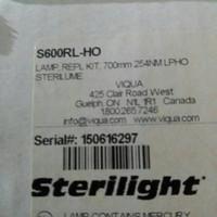 Lampu UV STERILIGHT/VIQUA S 600 RL-HO