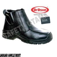 Sepatu safety shoes DR. OSHA 3225 JAGUAR ANKLE BOOT ORIGINAL Grade B