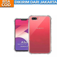Casing Anti crack SoftCase for Oppo A3s / A5