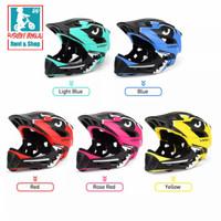 Helm Sepeda Anak Pushbike Balancebike Lixada T-Rex
