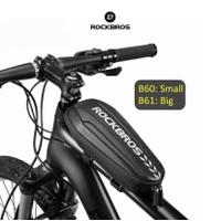 ELtamart Rockbros B60 Tas Sepeda Balap Lipat MTB Waterproof Front Tube