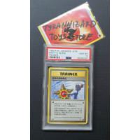 Kartu Pokemon TCG Misty's Tears Banned Card PSA 10