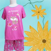 Baju Tidur Anak Cewek Anne Claire (FOX) St. Lgn Pdk Cln Pdk