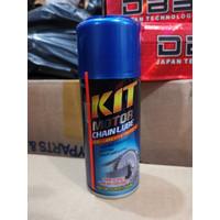Kit Chain Lube Kit Pelumas Rantai Motor dan Sepeda Anti Karat