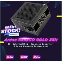 PSU - Antec Neo Eco GOLD ZEN - 500W / 600W / 700W