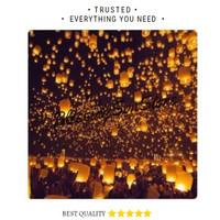 LAMPION TERBANG   FLYING LANTERNS