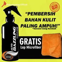 LEATHER CLEANER | PERAWATAN PEMBERSIH JOK MOBIL BAHAN KULIT - 250ml