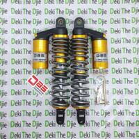 Shock Shockbreaker DBS ORIGINAL Yamaha AEROX 155 GOLD TITANIUM