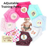 Cuddle Me Adjustable Training Pants / Celana Bayi CuddleMe COD