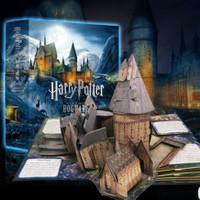 Buku Mandarin 3D Cerita Harry Potter Buku 3D Interaktif Buku Impor