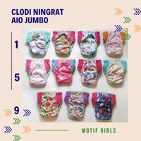[TERMURAH] CLODI NINGRAT JUMBO (15-25 kg)