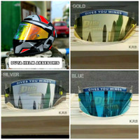TERMURAH Tear Off NHK GP1000 GP 1000 Iridium Aksesoris Kaca Visor Helm