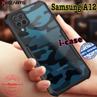 RZANTS Beatle Cammo Case Samsung A12 - casing cover galaxy A 12