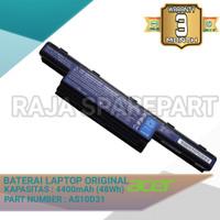 Baterai Original Laptop Acer Aspire 4739 4739Z 4743 4743Z 4741