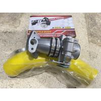 TB Throttle Body Xmax BRT 38 - 40mm + Velocity ORIGINAL - TB 40mm, Yamaha Xmax