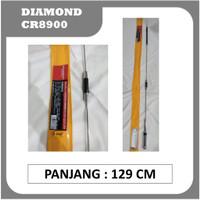 Antenna Diamond CR8900, Antena RIG CR 8900 Mobil Panjang Terpanjang al