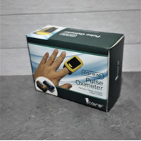 oximeter finger pulse care7 icare