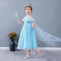 Kostum Princess Frozen Elsa 32 Dress Baju Anak Manik Tangan Geber