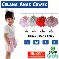 ZEA PANTS / fashion Bawahan celana harian anak santai perempuan murah - Fanta, S : Max 18Kg