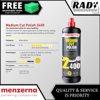 Menzerna Medium Cut Polish 2400 1000ml