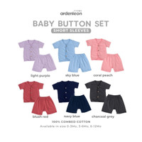 ARDENLEON Baby Button SET.SS.04B (New Color)
