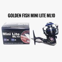 Reel pancing harian GoldenFish Mini lite ML10 Golden fish 500