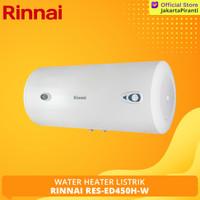 Pemanas Air Listrik ELectric Water Heater 50 Liter Rinnai RES-ED450H-W