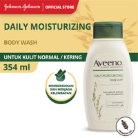 Aveeno Daily Moisturizing Body Wash 354 ml