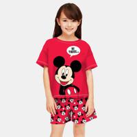 Baju Setelan Anak Perempuan / Setelan Anak Cewek Umur 5-12 Tahun
