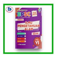 BPSC ( Buku Pendamping Siswa Cerdas ) IPA Kls VI SD/MI [ K13-Rev ]