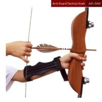ARM GUARD ANAK TACTICAL MURAH ARMGUARD PELINDUNG TANGAN PANAH PANAHAN