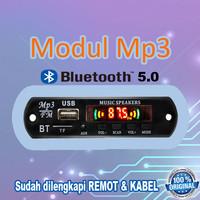 MP3 modul USB 12v Blutooth splash screen TF USB AUX RadioFM