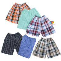 Celana Hawai Lexi 1-12 Tahun / Celana Main Pendek Anak Laki Harian