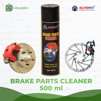 Autofit Brake Parts Cleaner 500ml Cairan Pembersih Part Rem dan Kanvas