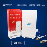 4G lte antenna 49dBi CRC9 SMA TS-9 For E3372 E8372 B593 B310 4G LTE