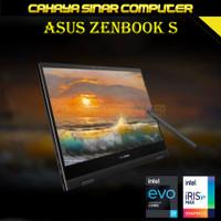 ASUS ZENBOOK FLIP S UX371EA I7-1165G7 16GB 1TB 13.3 4K TOUCH W10 OHS