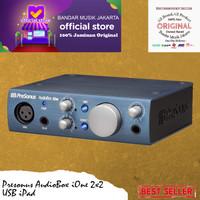 PreSonus AudioBox iOne 2x2 USB iPad Audio Interface,BMJ