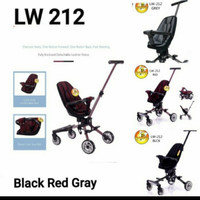 Magic Baby stoller Pacific Lw 212