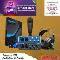 Presonus AudioBox USB 96 Studio Audio Interface,BMJ