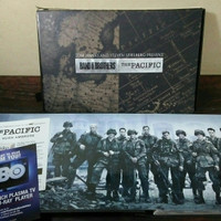 Dvd Band of brother The Pacific import Original