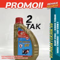 OLI 2 TAK TEXAL / 0,8L / NO SMOKE / OLI SAMPING MESIN POTONG RUMPUT